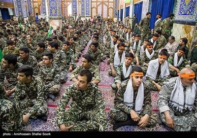 رزمایش اقتدار عاشورایی سپاهیان محمدرسول الله (ص)- یزد