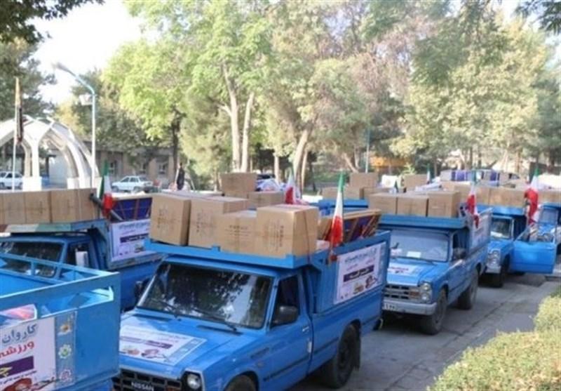 4 میلیارد ریال تجهیزات ورزشی به مناطق 18 گانه آموزش و پرورش استان بوشهر ارسال شد