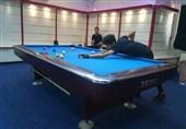 پایان مسابقات بیلیارد تن بال قهرمانی ایران؛ شیرازیها تمام مدالها را درو کردند
