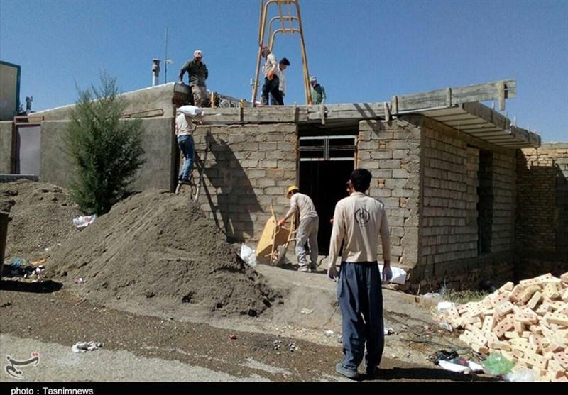 کردستان|آنان که با عشق لبخند به روستانشینان هدیه میدهند؛ تلاش جهادگران برای کمک به محرومان بیجار