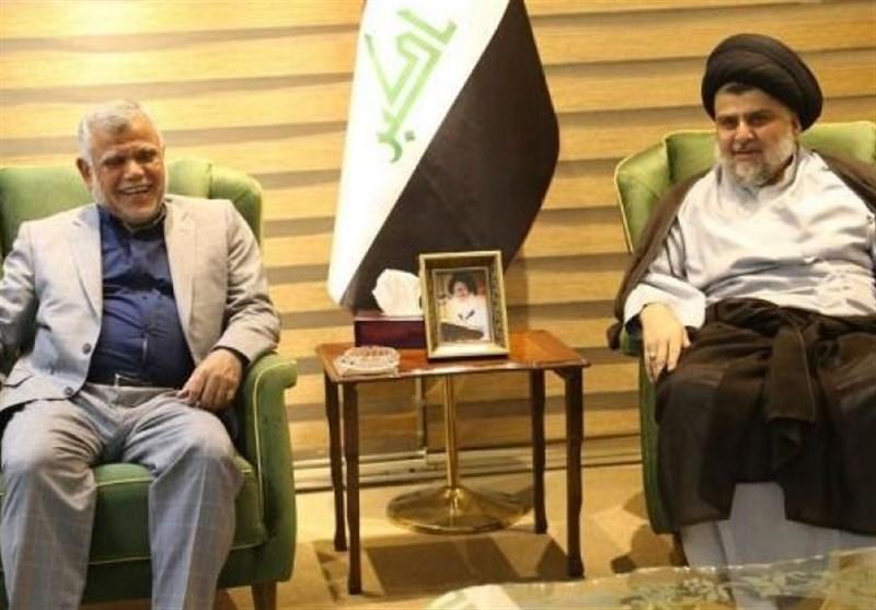 عراق|توافق صدر و العامری درباره معرفی نامزد مدنظر مرجعیت و تشکیل سریع دولت