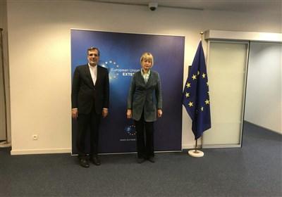 Iranian, European Diplomats Discuss Yemen Crisis