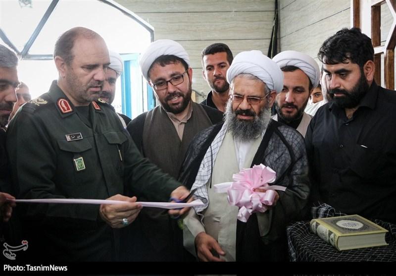افتتاح پروژههای محرومیتزدایی سپاه ناحیه اهر