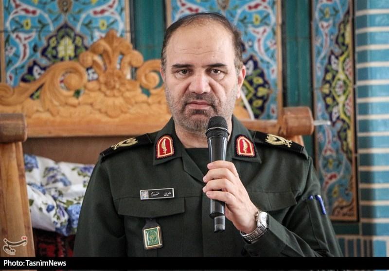 فرمانده سپاه عاشورا: تداوم محور مقاومت و تسلیمناپذیری در هر شرایطی نباید تعطیل شود