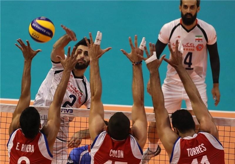 والیبال قهرمانی جهان| شروع آسان ایران در وارنا