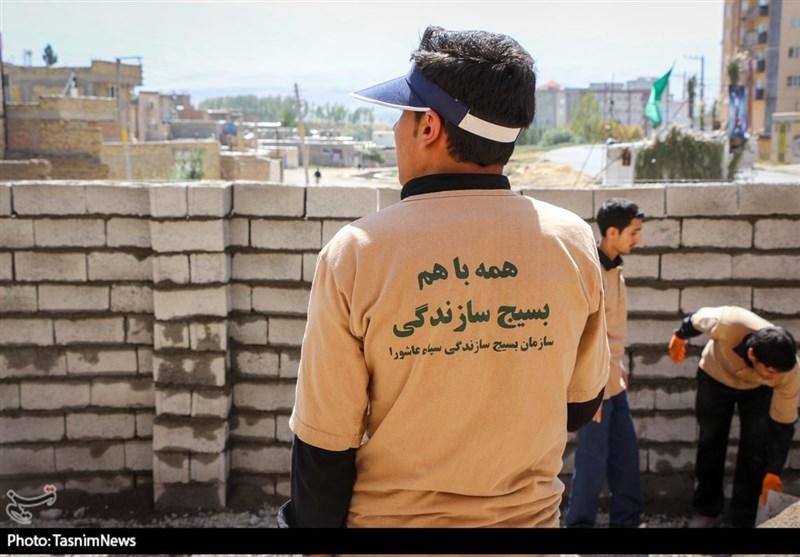 اصفهان| محرومیتزدایی در لنجان به همت 120 پایگاه بسیج