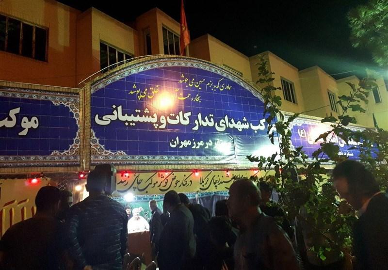 4 موکب همزمان با ماه محرم در سمنان راهاندازی شد
