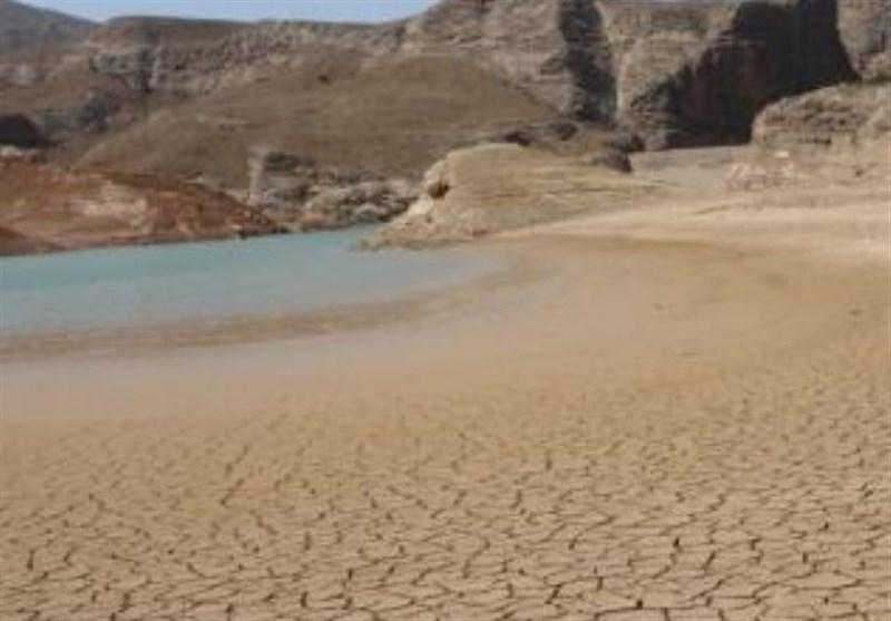 82 درصد حجم مخزن سد مروک دورود خالی است