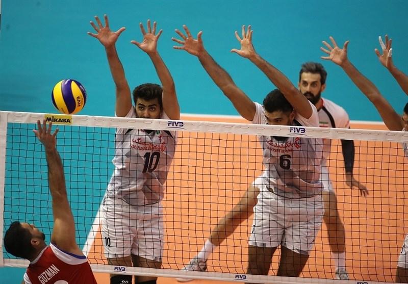 ایران تفوز على بورتوریکو فی بطولة کأس العالم لکرة الطائرة