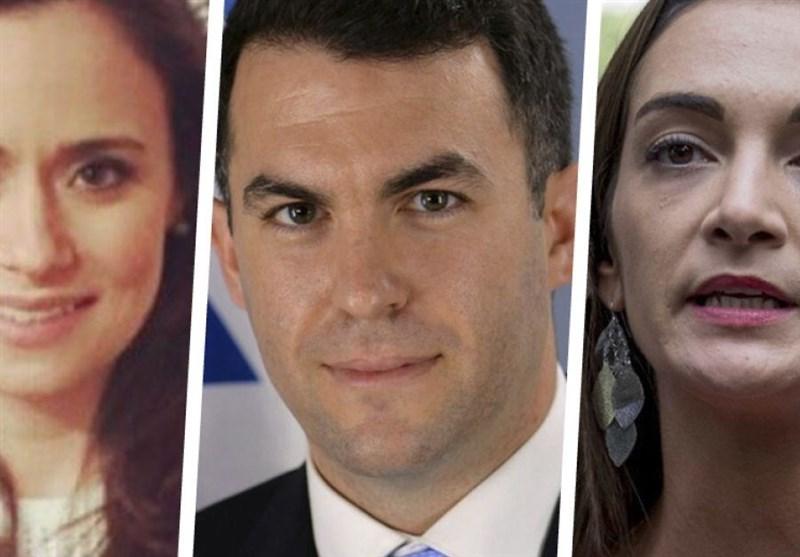 آزار جنسی خبرنگار زن آمریکایی توسط سخنگوی نتانیاهو+ عکس