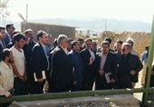 """گزارش تسنیم نتیجه داد؛ بازدید دوم معاون استاندار خراسان جنوبی از روستاهای """"ذکری"""" و """"گل نی"""""""