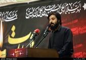 شعرخوانی عاشورایی محمدمهدی سیار در بیستمین محفل شعر «قرار» + فیلم
