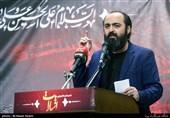شعرخوانی عاشورایی محمود حبیبیکسبی در بیستمین محفل شعر «قرار»+فیلم