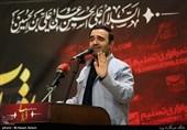 روضه خوانی محسن عربخالقی در بیستمین محفل شعر «قرار» + فیلم