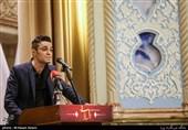 شعرخوانی عاشورایی محمدسعید میرزایی در بیستمین محفل شعر «قرار» + فیلم