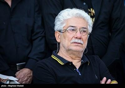 عباس نباتی دوبلور پیشکسوت سینما و تلویزیون