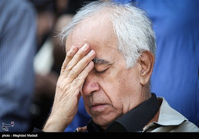ابوالحسن تهامی نژاد دوبلور پیشکسوت سینما و تلویزیون