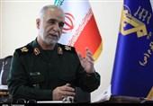 فرمانده سپاه کرمانشاه: لیدرهای اغتشاشات اخیر دستگیر شدند / دستگیریها ادامه دارد