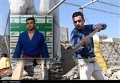 """ورزشکاران شاخص خراسان شمالی در """"اردوی جهادی"""" مناطق محروم استان شرکت کردند"""