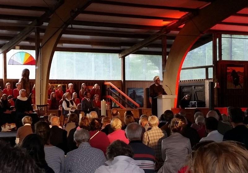 پنجمین همایش بینالمللی ادیان در آلمان برگزار شد