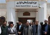 معاون پارلمانی رئیس جمهور: شهید رئیسعلی دلواری افتخار تاریخ ایران است