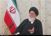 """آیتالله علمالهدی: تا روزی که ملت ایران """"حسینی"""" است، استکبار شکست خورده/ سفره ما را هدف گرفتند اما بازهم شکستشان میدهیم"""