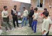 فعالیت 300 گروه جهادی در حاشیه شهرهای گلستان+فیلم