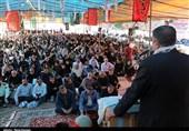 یادواره سرداران و 225 شهید شهرستان میاندورود به روایت تصویر