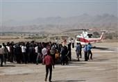 طرحهای اورژانس هوایی بوشهر و سد تنگارم دشتستان با حضور معاون رئیس جمهور افتتاح شد