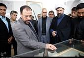 بازدید معاون رئیس جمهور از موزه شهید رئیسعلی دلواری به روایت تصویر