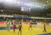حاشیه دیدار بسکتبال ایران و فیلیپین|استقبال کم تماشاگران/ بازیکنان ناآشنا در ترکیب میهمان