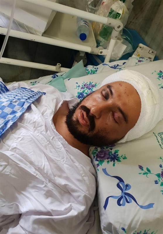 حادثه دلخراش برای طلبه انقلابی مشهد در ایام ماه محرم+عکس