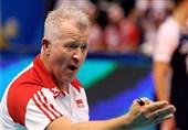 والیبال قهرمانی اروپا| اظهارات دردسرساز سرمربی تیم ملی لهستان