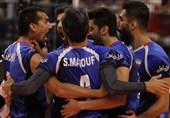 گزارش خبرنگار اعزامی تسنیم از بلغارستان| برتری مقتدرانه تیم ملی والیبال ایران مقابل بلغارها