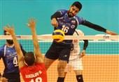 ایران تفوز على بلغاریا فی بطولة العالم لکرة الطائرة