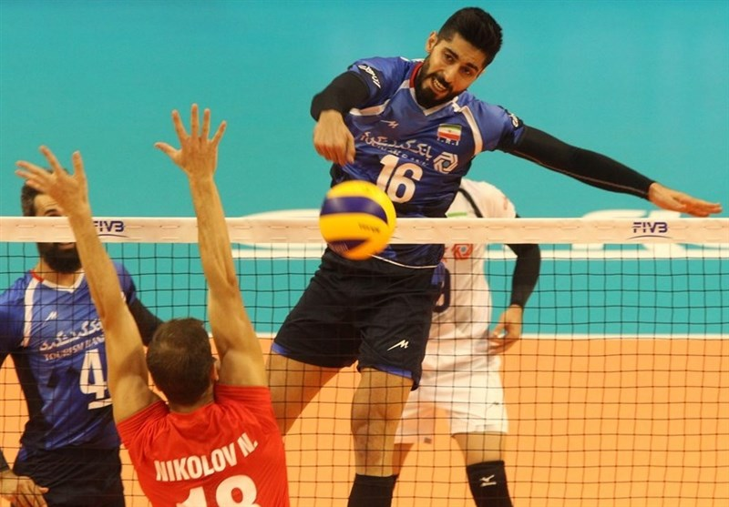 Iran's Ali Shafiei Joins Stade Poitevin Volleyball Club