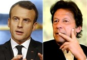 گفتگوی تلفنی رئیس جمهور فرانسه با عمران خان/ تقدیر از فعالیتهای ضدتروریستی پاکستان
