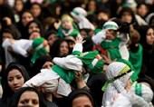همایش عظیم شیرخوارگان حسینی در چهارمحال و بختیاری برگزار شد
