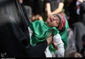 همایش شیرخوارگان حسینی در کاشان برگزار شد