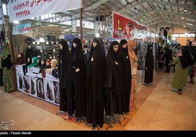 نمایشگاه بوی ماه مهر در کرمانشاه