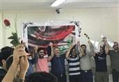 دانشجویان عراقی حمله به کنسولگری ایران در بصره را محکوم کردند