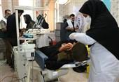 لرستان| بیمارستان ثابت تخصصی و فوق تخصصی در منطقه محروم شهرستان چگنی برپا شد+ تصاویر