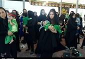 برگزاری همایش شیرخوارگان حسینی در استان گلستان