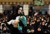 همایش شیرخوارگان حسینی در نقاط مختلف استان بوشهر برگزار شد