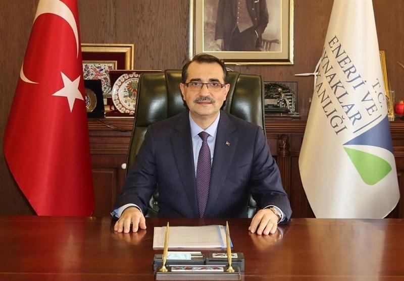 وزیر انرژی ترکیه: قرار داد واردات گاز از ایران برای 6 سال آینده داریم