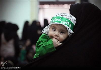 همایش شیرخوارگان حسینی در همدان