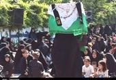 اجتماع عظیم شیرخوارگان حسینی در استان مازندران برگزار شد