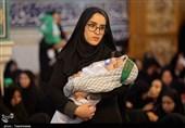 همایش شیرخوارگان حسینی در بجنورد بهروایت تصویر