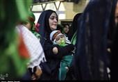 همایش بزرگ شیرخوارگان حسینی در کرمان بهروایت تصویر