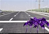 2 پروژه راهسازی در جنوب استان کرمان به بهرهبرداری رسید